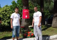 CGO - Obilježavanje 21. godine od ratnog zločina protiv izbjeglica iz BiH, Herceg Novi, 27.maj 2013.