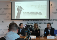 Antifašizam u Crnoj Gori – između političkog trenda i obrazovne politike, Podgorica, 29. 11. 2018.