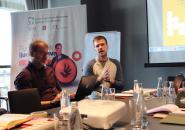 Trening za organizacije civilnog društva o metodologiji monitoringa i izrade izvještaja o primjeni politika i praksi u oblasti zaštite ljudskih prava i borbi protiv diskriminacije, Podgorica 23 – 24. oktobar 2018.
