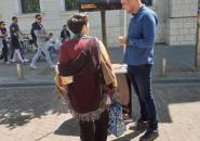 Druga ulična akcija prikupljanja knjiga, Podgorica 20. 04. 2019.