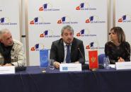 Dodjela nagrada za najbolji vizuelni prikaz posljedica korupcije, Podgorica, 14. 03. 2019.