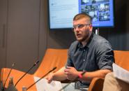 Demokratija na prekretnici – uticaj populizma na mlade u Crnoj Gori, Podgorica, 6. jul 2018.
