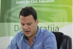 Damir Nikočević, Koordinator za razvoj