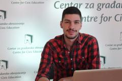 Filip Đurišić, saradnik na programima