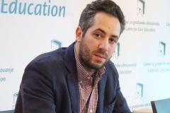 Vladimir Vučković, saradnik na programima