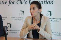 Željka Ćetković, saradnica na programima
