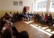 Mladi i percepcija raznih oblika diskriminacije, forum teatar, Bijelo Polje, 25. 09. 2018.
