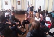 Mladi i percepcija raznih oblika diskriminacije, forum teatar, Pljevlja, 19. 09. 2018.