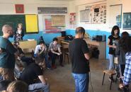 Mladi i percepcija raznih oblika diskriminacije, forum teatar, Žabljak, 18. 09. 2018.