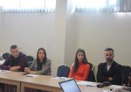 Trening za novinare o fenomenima radikalizacije i nasilnog ekstremizma, Podgorica, 06. april 2019.