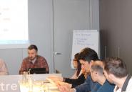 CGO - Napredni trening za 10 novinara od strane stručnjaka o istraživačkim tehnikama, Podgorica, 03 - 04. Mart 2018.