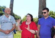 CGO - Obilježavanje 24 godine od ratnog zločina Deportacija izbjeglica, Herceg Novi, 27. maj 2016.