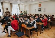 Dijalog u zajednici – prevencija radikalizacije i nasilnog ekstremizma, javno predavanje, Podgorica, 04.jun 2019.
