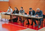 Dijalog u zajednici – prevencija radikalizacije i nasilnog ekstremizma, javno predavanje, Tuzi, 10.jun 2019.