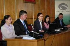 CGO - EU fondovi/Obrazovanje i omladinska politika u EU, Nikšić, 14. maj 2012, sala Skupštine opštine Nikšić