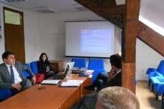 CGO - EU fondovi/Zapošljavanje i socijalna politika u EU, Kolašin, 24. maj 2012, sala Centra za kulturu