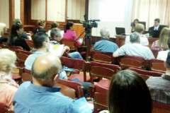 CGO - EU fondovi/Politika zaštite životne sredine u EU, Pljevlja, 14. jun 2012, sala Skupštine opštine Pljevlja