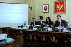 CGO - Evropa u mom gradu, Konferencija za medije, 10. oktobar 2011, Svečana sala Prijestonice Cetinje