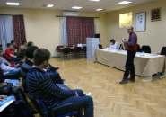 CGO - Fondovi Evropske unije : apsorpcioni kapaciteti Crne Gore za korišćenje EU pretpristupnih fondova, Podgorica, 19.mart 2012, sala Fakulteta političkih nauka Univerzitea Crne Gore