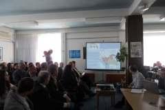 CGO - Fondovi Evropske unije: apsorpcioni kapaciteti Crne Gore za korišćenje EU pretpristupnih fondova, Ulcinj, 20.mart 2012, sala Centra za kulturu