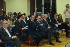 CCE - European Parliament and its role in Enlargement Process, Doris Pack (EPP-ED, Germany), Hannes Swoboda (PES, Austria), Ryszard Czarnecki (UEN, Polan), Jas Gawronski (EPP-ED, Italy), 19 December, 2007