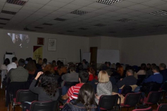 CGO - Ima li studentskog aktivizma u Crnoj Gori?, panel diskusija, Podgorica, 29. oktobar 2015.