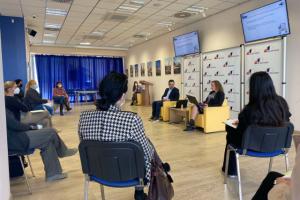 Info session II, 9 April 2021, Podgorica