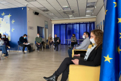 Info session III, 14 April 2021, Podgorica