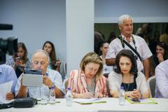 CGO - IV nacionalna konferencija o borbi protiv korupcije u obrazovanju Da samo ZNANJE donosi ZVANJE, 9. jul 2015.