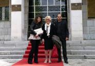 CCE - Public Advocacy for establishment of RECOM, Podgorica, April – May 2011