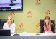 Potpisivanje memoranduma o osnivanju Koalicije za transparentnost i borbu protiv korupcije, Podgorica, 18. 05. 2018.