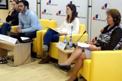 CGO - Regionalna konferencija: Položaj i uticaj žena u javnom i političkom životu na zapadnom Balkanu, Podgorica, 3. jun 2014.