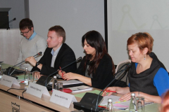 CGO - Završna konferencija: Postizanje ravnopravnosti u društvima zapadnog Balkana - tragovi KORAK-a, Podgorica, 12. decembar, 2014.