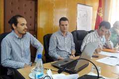 CCE - Consultative training, Municipality of Danilovgrad, 23 July 2013