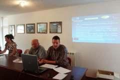 CCE - Consultative training, Municipality of Plužine, 16 July 2013