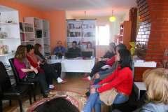 CGO - Prezentacija projekta Umrežavanje civilnog društva u vezi sa ugroženim ljudskim pravima u Srbiji, Crnoj Gori i Kosovu, Pljevlja, 11. april 2013.