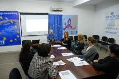 CGO - Prezentacija projekta Umrežavanje civilnog društva u vezi sa ugroženim ljudskim pravima u Srbiji, Crnoj Gori i Kosovu, Ulcinj, 10. april 2013.
