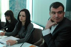 CGO - Kraj depresije – može li nova Vlada iskoristiti trenutak pojačanog optimizma građana?,  panel diskusija, 3. februar 2011.