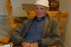 CGO - Lica otpora i suprostavljanja ugnjetavanju u XX vijeku u Evropi - intervju sa Ivom Markovićem, logorašem sa Mamule, Budva, 12. 04. 2016.