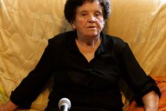 CGO - Lica otpora i suprostavljanja ugnjetavanju u XX vijeku u Evropi – intervju sa Senkom Mrsic, logorasicom sa Mamule, Risan, 28. 07. 2016.