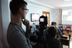 """CGO - Može li umjetnost doprinijeti procesu pomirenja u regionu?, javna debata i projekcija filma """"Nedodirljivi"""", Podgorica, 21. septembar 2016."""