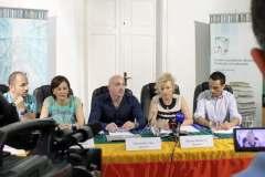 """CGO - Nacionalna dijalog sesija """"Načelo jednakosti i LGBT prava: registrovano partnerstvo"""", 11. jul 2013."""