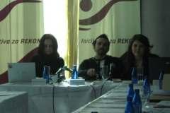 CGO - Nacionalne konsultacije sa mladima o Inicijativi za osnivanje REKOM-a, Podgorica, 15. decembar 2010.
