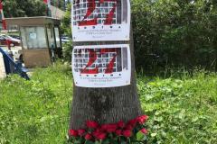 Obilježavanje 27. godine od ratnog zločina deportacije izbjeglica iz BiH, Herceg Novi, 25. 05. 2019.