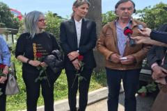 Marking of 27 years of war crime of deportation of refugees from B&H, Herceg Novi, 25/05/2019