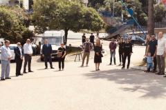 Obilježavanje 28. godina od ratnog zločina protiv izbjeglica iz BiH, Herceg Novi, 25.05.2020.
