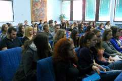 CGO - Obrazovanje i omladinska politika u EU, Budva, 1.decembar 2011, sala Skupštine opštine Budva