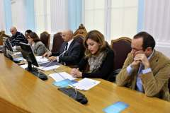 CGO - Obrazovanje i omladinska politika u EU, Cetinje, 2. februar 2012, sala Skupštine Prijestonice Cetinje