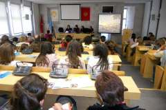 CGO - Obrazovanje i omladinska politika u EU, Herceg Novi, 21. mart 2012, sala Skupštine opštine Herceg Novi