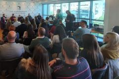 Panel diskusija - Demokratija i političke partije: kome su odgovorni odbornici građanima ili partijama? Podgorica 11. 04. 2019